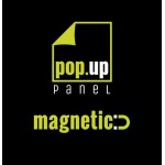 pop.up panel magnetic