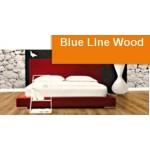 Blue Line Wood