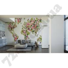 Интерьер Urban Flowers  Артикул 470808 интерьер 3