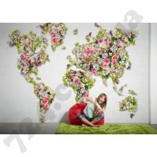 Интерьер Urban Flowers  Артикул 470808 интерьер 5