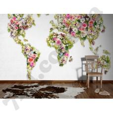 Интерьер Urban Flowers  Артикул 470808 интерьер 6