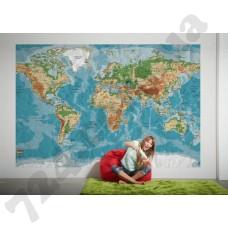 Интерьер XXL World Trip Артикул dd100002 интерьер 4