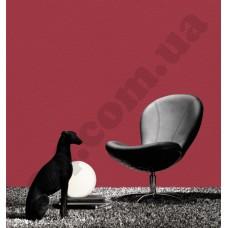 Интерьер Roll Over Live Классический красный минимализм