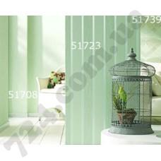 Интерьер At home Обои At home в гостиную Зеленая полоса 51708 51723