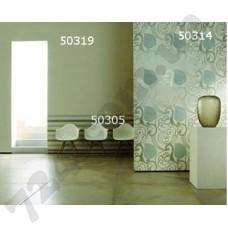 Интерьер Ravenna Обои Ravenna для прихожей Синий лист 50319 50305 50314