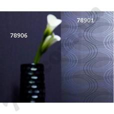 Интерьер The Wall Обои The Wall для прихожей Темно-фиолетовые дуги 78906 78901