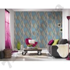 Интерьер Pop Colors Артикул 355912 интерьер 1