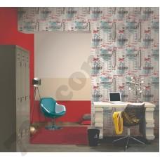 Интерьер Code Red 05658-20;05660-30;05700-20
