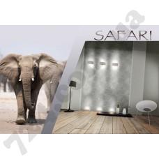 Интерьер Safari 4202