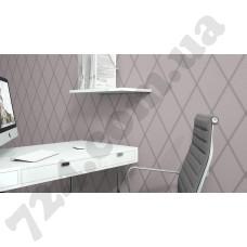 Интерьер Cosmopolitan 2017 Белые обои для стен в интерьере кабинета - артикул 576528 производства Rasch (Германия) - каталог Cosmopolitan 2017