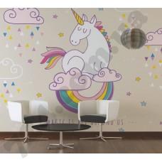 Интерьер The Magic Unicorns Артикул 470932 интерьер 2