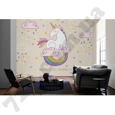 Интерьер The Magic Unicorns Артикул 470932 интерьер 4