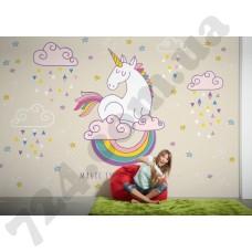 Интерьер The Magic Unicorns Артикул 470932 интерьер 5