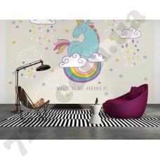 Интерьер The Magic Unicorns Артикул 470933 интерьер 1