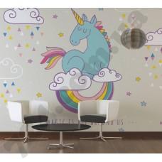 Интерьер The Magic Unicorns Артикул 470933 интерьер 2