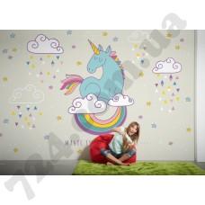 Интерьер The Magic Unicorns Артикул 470933 интерьер 5