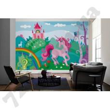 Интерьер The Magic Unicorns Артикул 471928 интерьер 3