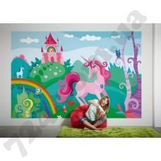 Интерьер The Magic Unicorns Артикул 471928 интерьер 4