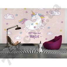 Интерьер The Magic Unicorns Артикул 470936 интерьер 1