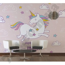 Интерьер The Magic Unicorns Артикул 470936 интерьер 2