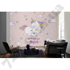 Интерьер The Magic Unicorns Артикул 470936 интерьер 4