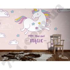 Интерьер The Magic Unicorns Артикул 470936 интерьер 6