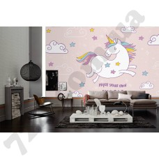 Интерьер The Magic Unicorns Артикул 470936 интерьер 7