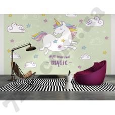 Интерьер The Magic Unicorns Артикул 470937 интерьер 1