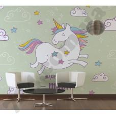 Интерьер The Magic Unicorns Артикул 470937 интерьер 2