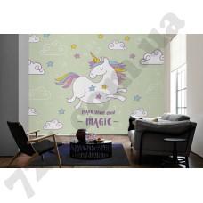 Интерьер The Magic Unicorns Артикул 470937 интерьер 4