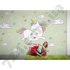 Интерьер The Magic Unicorns Артикул 470937 интерьер 5