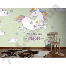 Интерьер The Magic Unicorns Артикул 470937 интерьер 6