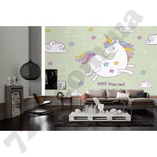 Интерьер The Magic Unicorns Артикул 470937 интерьер 7