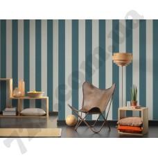 Интерьер Simply Stripes Артикул 304101 интерьер 1