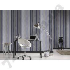 Интерьер Simply Stripes Артикул 960653 интерьер 7