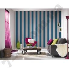 Интерьер Simply Stripes Артикул 304591 интерьер 1