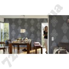 Интерьер Luxury Wallpaper Артикул 319454 интерьер 3