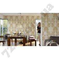 Интерьер Luxury Wallpaper Артикул 305442 интерьер 4