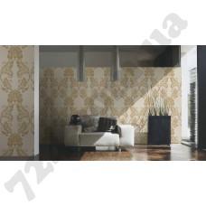 Интерьер Luxury Wallpaper Артикул 305442 интерьер 5