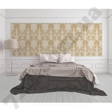 Интерьер Luxury Wallpaper Артикул 305442 интерьер 9