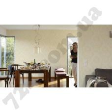 Интерьер Luxury Wallpaper Артикул 324224 интерьер 2
