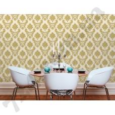 Интерьер Luxury Wallpaper Артикул 324223 интерьер 6