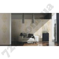 Интерьер Luxury Wallpaper Артикул 319452 интерьер 4
