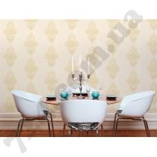 Интерьер Luxury Wallpaper Артикул 319452 интерьер 7