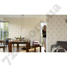 Интерьер Luxury Wallpaper Артикул 319462 интерьер 3