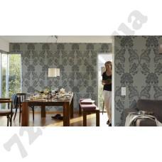 Интерьер Luxury Wallpaper Артикул 305444 интерьер 3