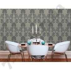 Интерьер Luxury Wallpaper Артикул 305444 интерьер 7