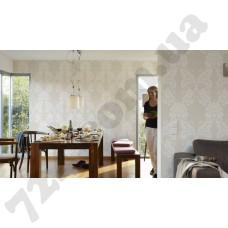 Интерьер Luxury Wallpaper Артикул 305441 интерьер 3