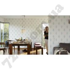 Интерьер Luxury Wallpaper Артикул 319461 интерьер 3