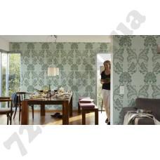 Интерьер Luxury Wallpaper Артикул 305443 интерьер 3